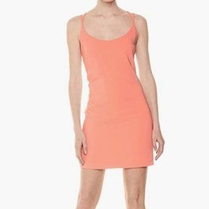 French Connection Backless Strappy Slip Mini Dress